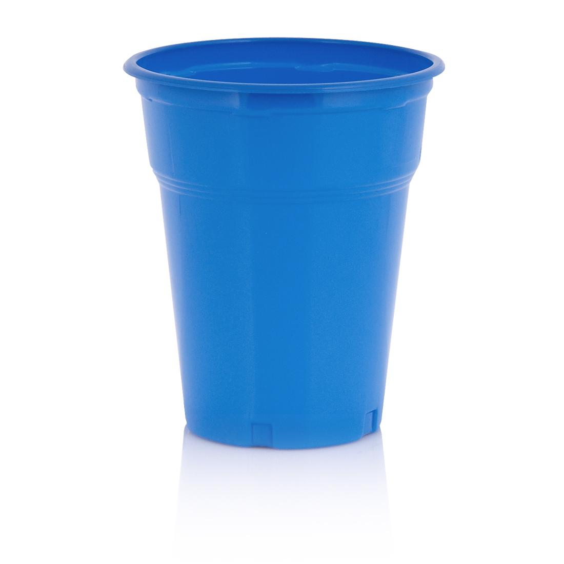 Plastic Drinking Cup Pp Blue Vsf Hellas Sa